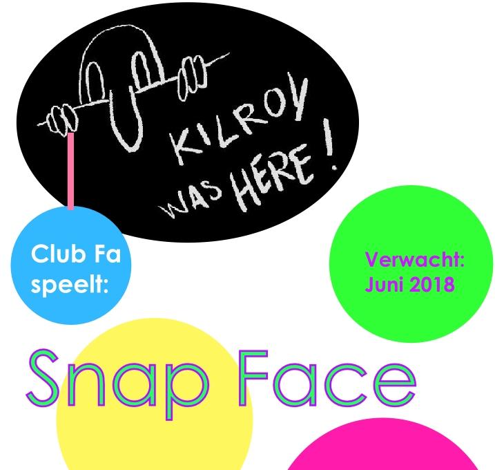 Snap Face: een musical die gaat over internetgebruik